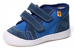 RAK Chlapčenské členkové tenisky Dominik - modré, EUR 19