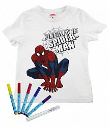 ReDraw Chlapčenské tričko Spiderman, 104 cm