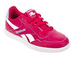 Reebok Dievčenské botasky Royal Effect ružovo - biele, EUR 30,5