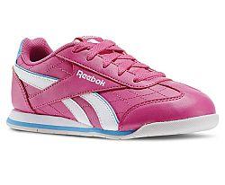 Reebok Dievčenské tenisky Royal Attack - ružové, EUR 28