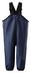Reima Chlapčenské nepremokavé nohavice Lammikko - tmavo modré, 98 cm