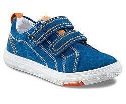 Richter Chlapčenské tenisky veľké - modré, EUR 34