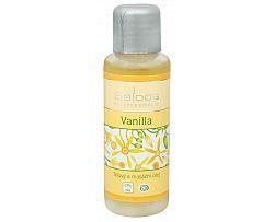 Saloos Bio telový a masážny olej - Vanilla 50 ml