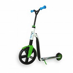 Scoot and Ride Highwaygangster White / Green / Blue