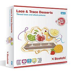 Scotchi Vytváranie dezertov
