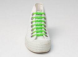 Shoeps Šnúrky zelené