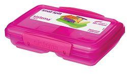 Sistema Box na desiatu, 350 ml - ružový