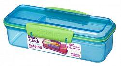 Sistema Box na desiatu, 410 ml - modrý