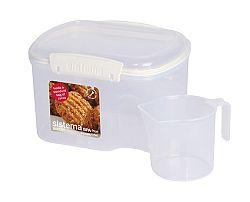 Sistema Box na kávu alebo cukor s odmerkou