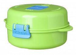 Sistema Box na prípravu vajec v mikrovlnej rúre, 271 ml - zelený