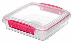 Sistema Box na sendvič, 450 ml - ružový