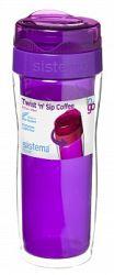 Sistema Hrnček na kávu (veľký), 490 ml - fialový