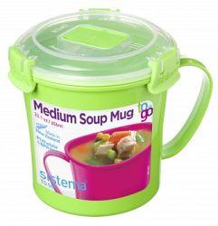 Sistema Hrnček na polievku, 656 ml - zelený