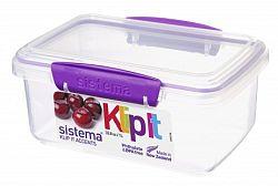 Sistema Skladovací box na potraviny, 1 l - fialový