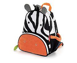 SKIP HOP Detský batôžtek - Zebra