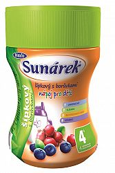 Sunárek Rozpustný nápoj šípkový s čučoriedkami 200g (bez sacharózy)