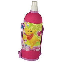 SunCe Fľaša na pitie v termo obale - Disney Macko Pú, 750 ml