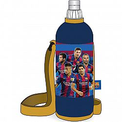 SunCe Fľaša na pitie v termo obale - FC Barcelona, 750 ml