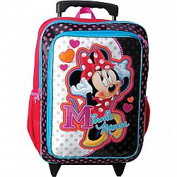SunCe Junior batoh na kolieskach - Disney Minnie
