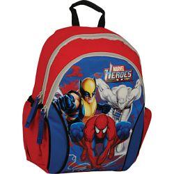SunCe Junior batoh, polstrovaný chrbát - Marvel Heroes