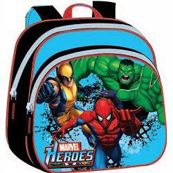 SunCe Malý termo batôžtek s predným vreckom - Marvel Heroes
