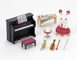 Sylvanian Families Školské hudobné pomôcky komplet