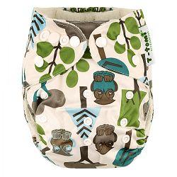 T-tomi Bambusová nohavičková plienka, stromy