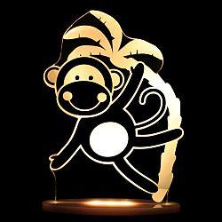 Think Gadgets Nočné svetielko Opička