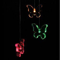 Think Gadgets Závesná svetelná dekorácia Motýliky