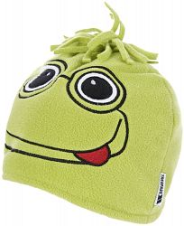 Trespass Detská čiapka Toadey - svetlo zelená