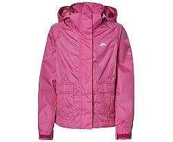 Trespass Dievčenské nepremokavá bunda Twister - ružová, 152 cm