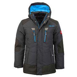 Trespass Dievčenská zimná bunda Slushy - fialová eb3a51e3396