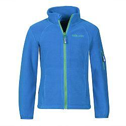 Trollkids Detská fleecová bunda Arendal - svetlo modrá, 92 cm