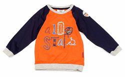 Tup-Tup Chlapčenské tričko - farebné, 74 cm