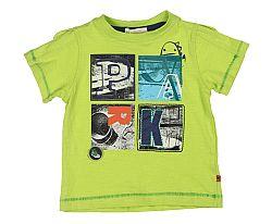 Tup-Tup Chlapčenské tričko - zelené, 62 cm