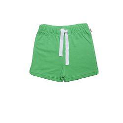 Tutta Chlapčenské šortky - zelené, 62 cm