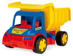 WADER Auto Gigant Truck sklápač plast 55 cm