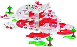 WADER Kid Cars 3D Nemocnica
