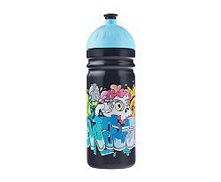 Zdravá lahev Zdravá fľaša Graffiti 0,7l