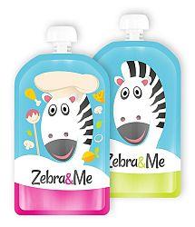 Zebra&Me Kapsička na detskú stravu 2 ks, kuchár