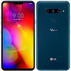 LG V40 ThinQ 6GB/128GB Dual Sim Moroccan Blue
