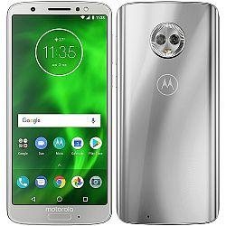 Motorola Moto G6 32GB Dual Sim Silver