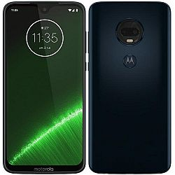 Motorola Moto G7 Plus 64GB Dual Sim Blue