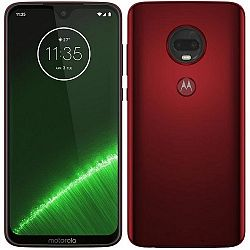 Motorola Moto G7 Plus 64GB Dual Sim Red