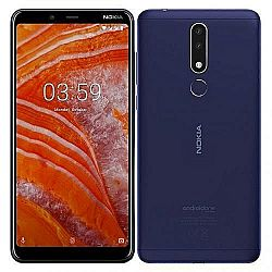 Nokia 3.1 Plus 32GB/3GB Dual Sim Blue