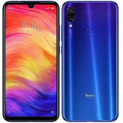 Xiaomi Redmi Note 7 64GB/4GB Dual Sim Blue