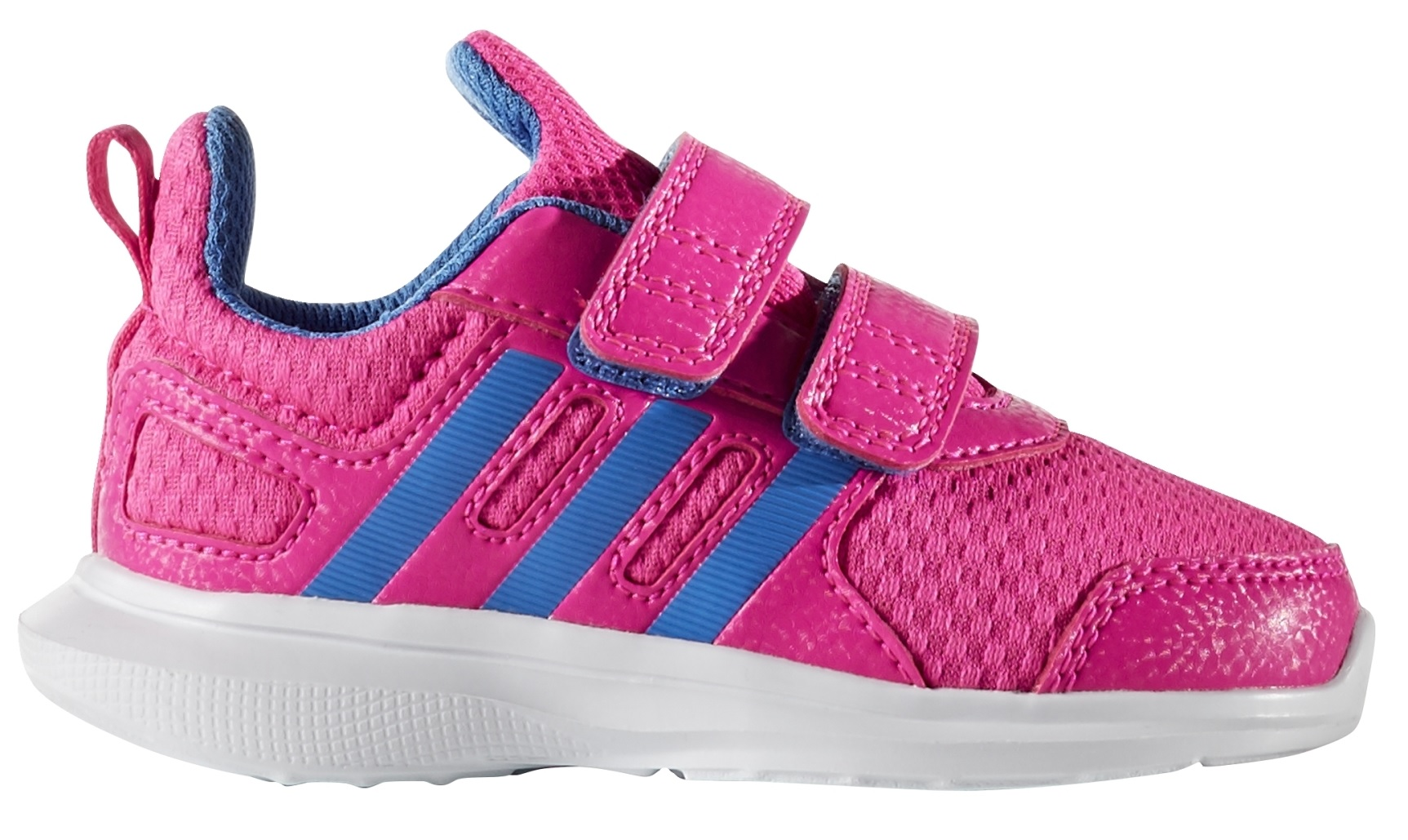 adidas Dievčenské tenisky Hyperfast 2.0 cf I - ružové 83659f89a45