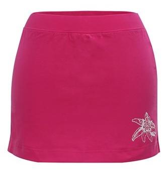 0cced6a7a2b8 ALPINE PRO Dievčenská sukňa NITO 2 - ružová