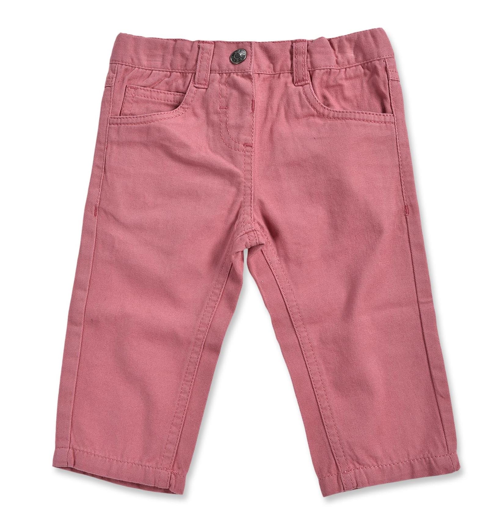 2b65a6051e71 Blue Seven Dievčenské nohavice - staroružové