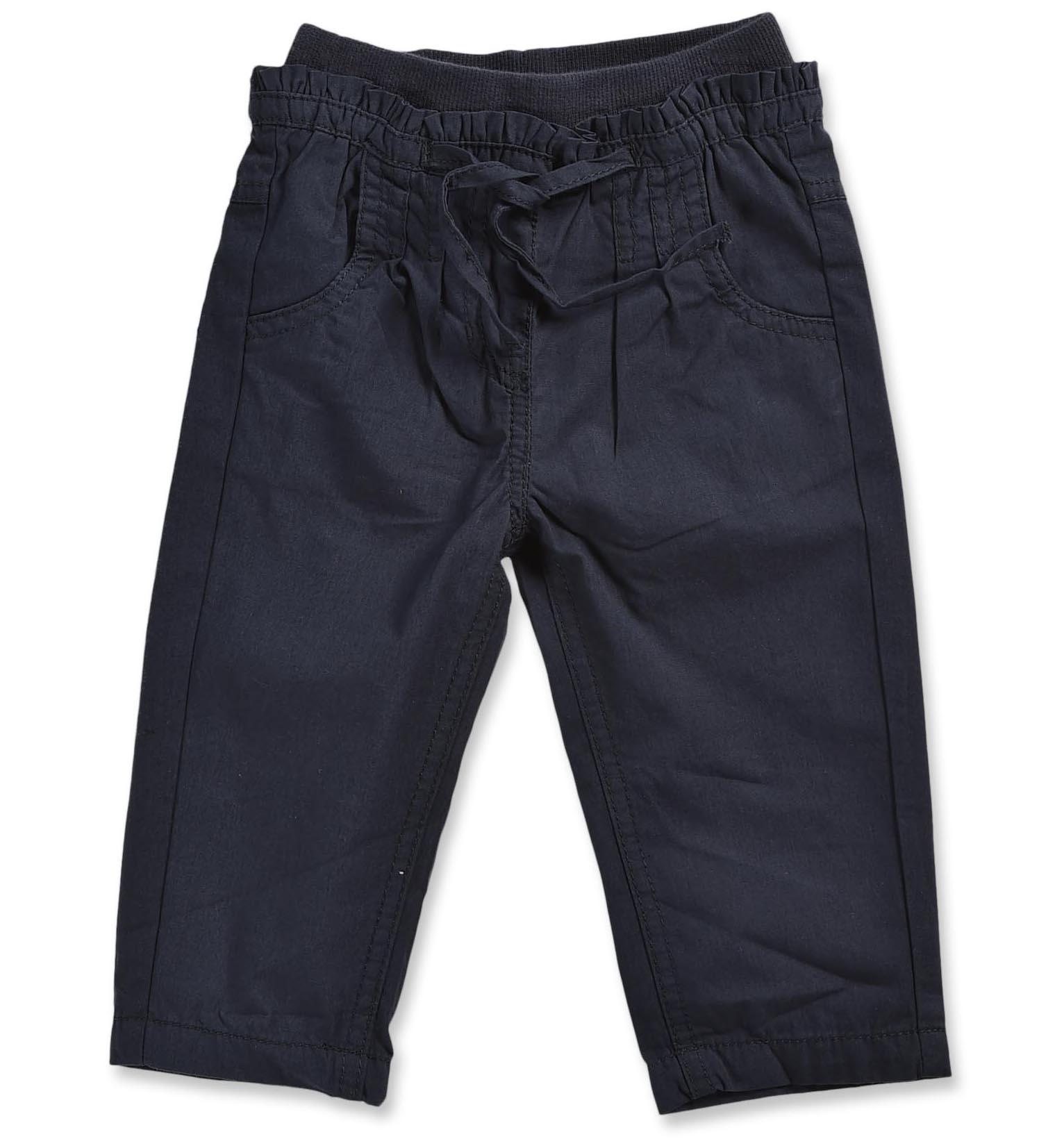 7664389f5622 Blue Seven Dievčenské nohavice - tmavo modré
